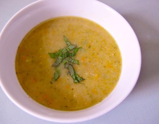 Food-Soup, Zucchini